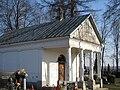 Kościelec- kaplica rodu Kamockich (8.IV.2008).JPG