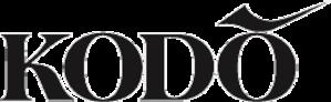 Kodō (taiko group) - Logo for Kodō