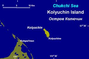 Kolyuchin Island - Kolyuchin Island