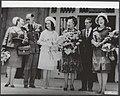 Koninklijk huis, staatsbezoeken, koninginnen, prinsessen, presidenten, residenti, Bestanddeelnr 020-0418.jpg