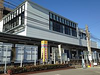 Konomiya Station from east 20150124.JPG