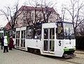 Konstal 105Na 1065, tram line 5, Szczecin, 2011.jpg