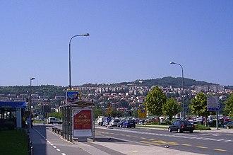 Koper - Modern residential quarter