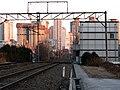 Korail Yongsan Line Hyochang Station.jpg