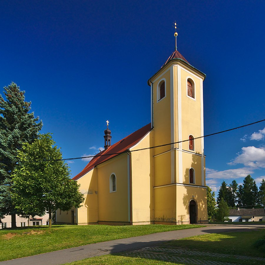 Bohuslavice (Prostějov District)