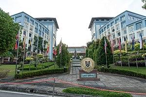 KotaKinabalu-Universiti-Malaysia-Sabah-LamanCanselori-1