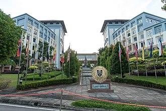 Universiti Malaysia Sabah - Chancellory building
