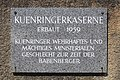 Kuenringer-Kaserne in Weitra Tafel.jpg