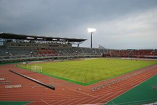 Kumagaya Athletic Stadium