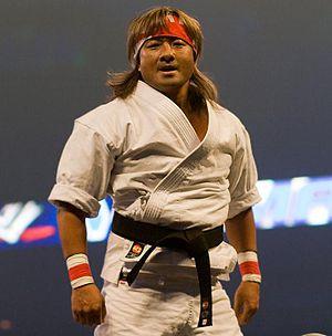 Shoichi Funaki - Image: Kung Fu Naki