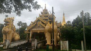 Kyaikkhauk Pagoda