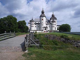 Kållandsö - Läckö Castle on Kållandsö