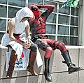 LBCE 2014 - Deadpool and Assassin's Creed (14293336676).jpg