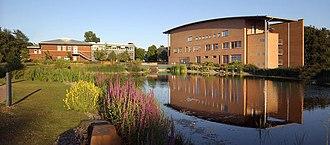 Edge Hill University - Learning Innovation Centre