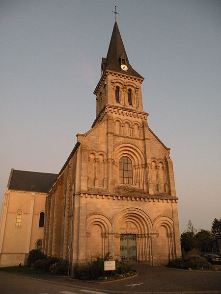 Church of La Baconnière.