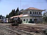 Железнодорожный транспорт Колумбии Википедия Железнодорожный транспорт Колумбии