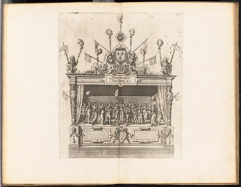 File:La Joyeuse & magnifique Entrée de Monseigneur François, Fils de France, et Frere Unique du Roy,..., Duc de Brabant, ... en sa tres-renommé ville d' Anvers MET DP153104.jpg