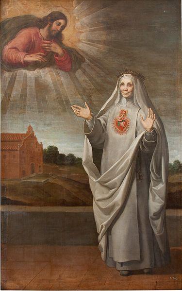 File:La beata Mariana de Jesús, de Vicente Carducho (Museo del Prado).jpg