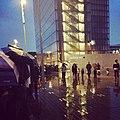 La nuit blanche 2012 à Paris sous la pluie.jpeg
