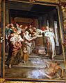 La purificación de la Virgen o la Presentación de Jesús en el Templo. Retablo de la capilla del Mariscal (Catedral de Sevilla).JPG
