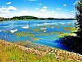 Lac de Michelbach, vu de la digue amont. (2).jpg