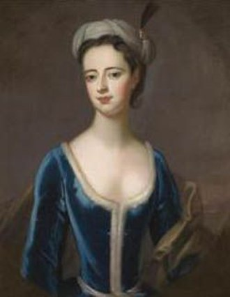 Wriothesley Russell, 3rd Duke of Bedford - Lady Anne Egerton by Enoch Seeman