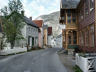Lærdal Municipality in Vestland, Norway