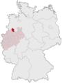 Lage des Kreises Tecklenburg in Deutschland.png
