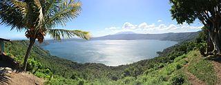 Apoyo Lagoon Natural Reserve Nature reserve located between the departments of Masaya and Granada in Nicaragua