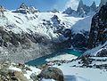 Laguna Sucia - Parque Nacional Los Glaciares - panoramio.jpg