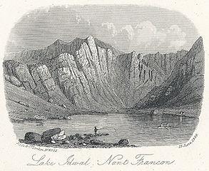 Lake Idwal, Nant Francon
