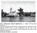 Lake Ontario's Telegraph Island lighthouse.png