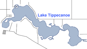 Image illustrative de l'article Lac Tippecanoe