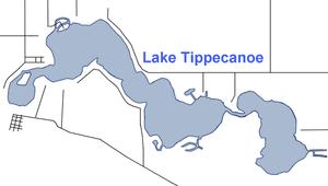 Tippecanoe Lake - Image: Lake Tippecanoe