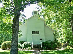 Lake Toxaway Methodist Church - Image: Lake Toxaway Methodist Church