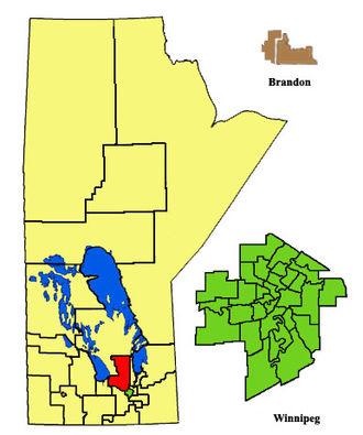 Lakeside (electoral district) - Image: Lakeside 2011