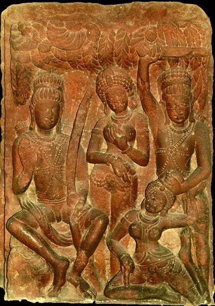 File:Lakshamana cuts Surpanaka's nose.jpg