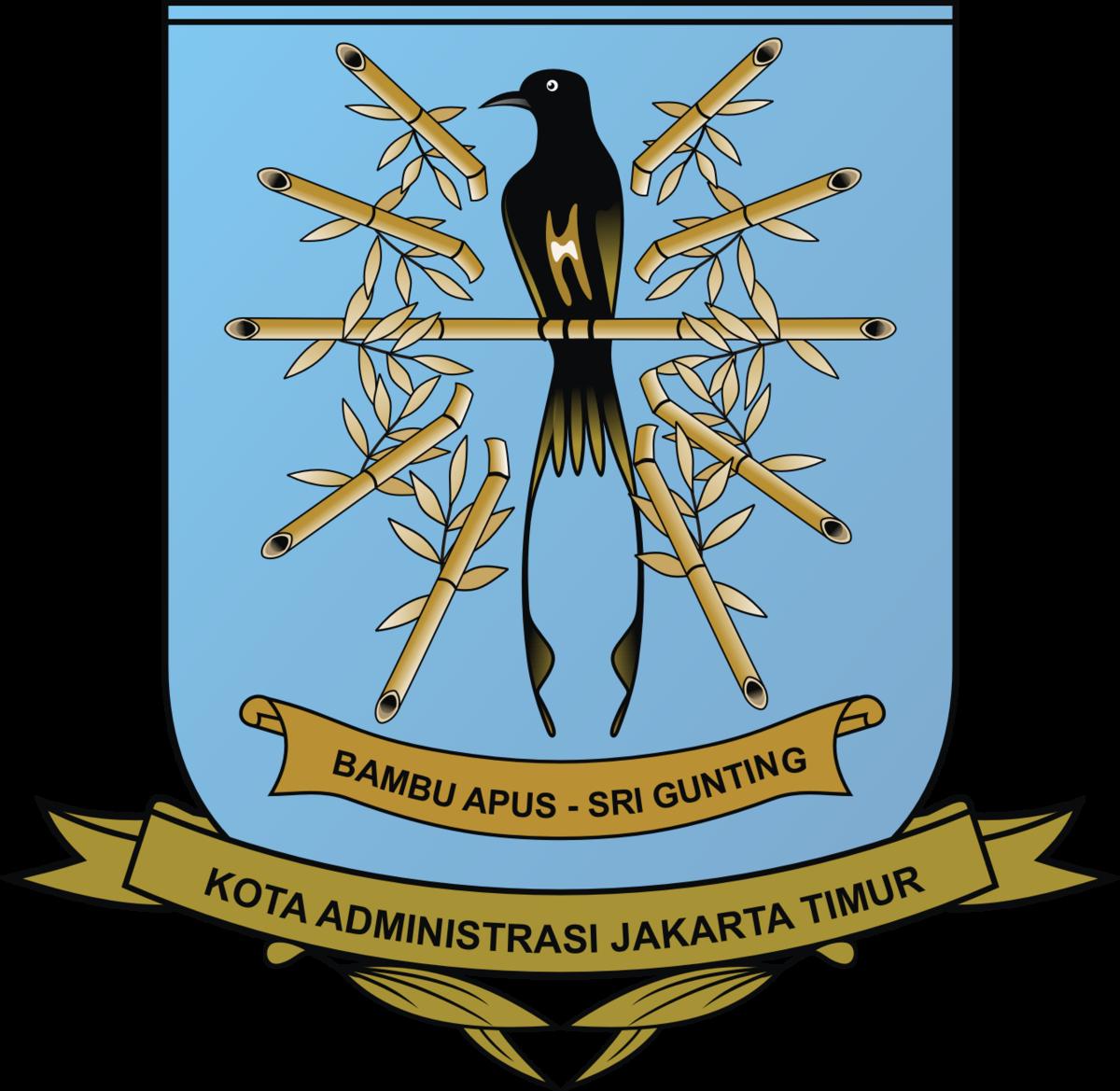 File Lambang Kota Jakarta Timur Png Wikipedia