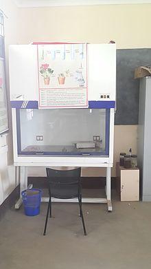 Laminar flow cabinet - Wikipedia