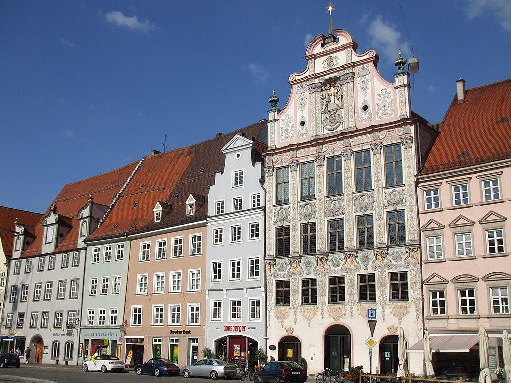 Landsberg am Lech Rathaus2