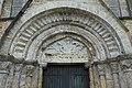 Lanmeur Chapelle Notre-Dame-de-Kernitron Portail méridional 251.jpg