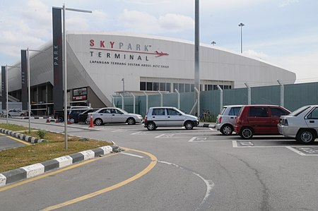 Lapangan Terbang Sultan Abdul Aziz Shah