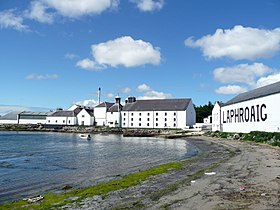 Image illustrative de l'article Laphroaig