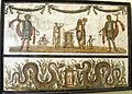 Lari e scena di sacrificio, coppia di serpenti, da pompei VII, 6, 3, 8905.JPG