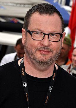 Lars Von Trier Cannes 2011