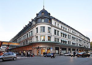Le Bon Marché, Paris 3 November 2008 - panoramio.jpg