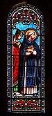 Le Buisson-de-Cadouin - Abbaye de Cadouin - Vitraux de l'église abbatiale - PA00082415 - 008.jpg