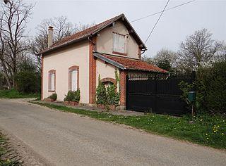 Le Gué-de-Longroi Commune in Centre-Val de Loire, France