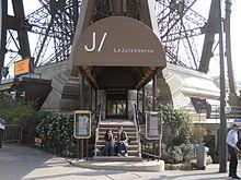 Restaurant Ducasse St Ser