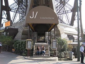 Alain Ducasse - Image: Le Jules Verne